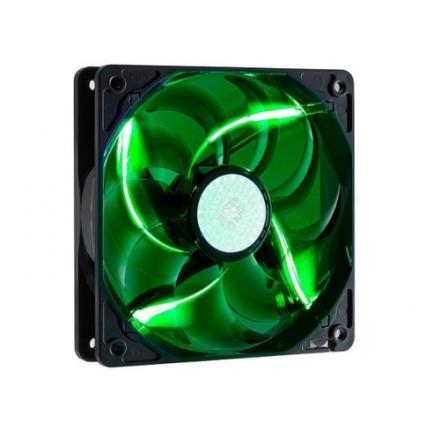 Coolermaster Ventilador Sickleflow 120 Led Verde R4-l2r-20ag-r2 - Imagen 1