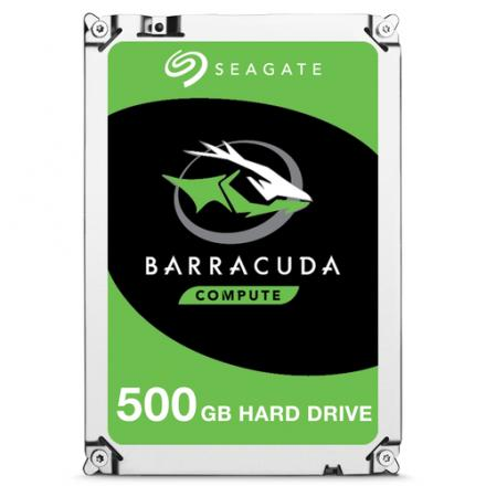 "Hd Seagate 3.5"" 500gb Sata/7200rpm/32mb/6gbps - Imagen 1"