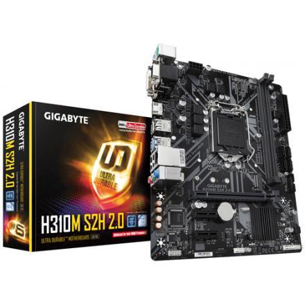 Pb Gigabyte Lga1151 H310m-s2h 2.0 - Imagen 1