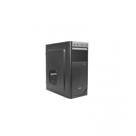 Natec Caja Pc Bolita Npc-1291 Atx, Micro Atx, Mini Itx, Usb 3.0 Negra - Imagen 1