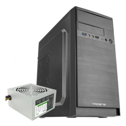 Tacens Anima Semitorre Confuente 500w 1xusb 3.0 1xusb2.0 +vga Max 310mm Ac4500 - Imagen 1