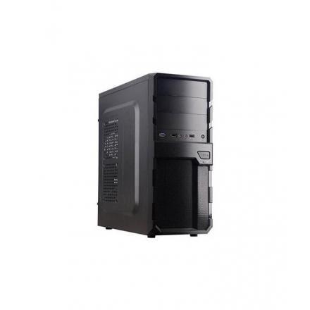 Caja Coolbox Atx F200 Black Basic500gr - Imagen 1