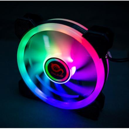 Talius Iris Spectrum Ventilador Rgb 120mm - Imagen 1