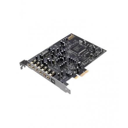 Creative Tarjeta De Sonido 7.1 Sound Blaster Audigy Rx 24bits/pci-e - Imagen 1