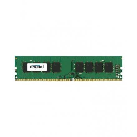Memoria Crucial Ddr4 4gb Pc2400 Mt/s Cl17 - Imagen 1