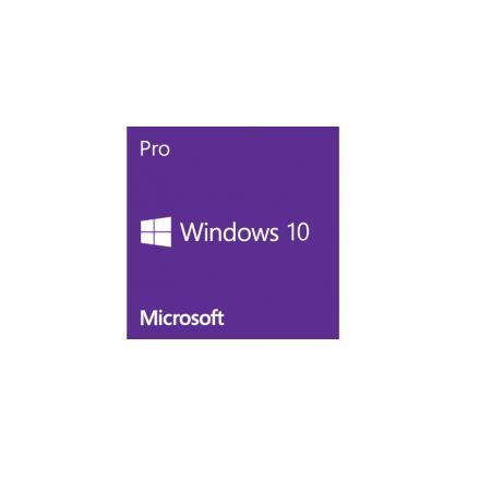 Microsoft Windows 10 Profesional 32 Bit Dvd Pkc - Imagen 1