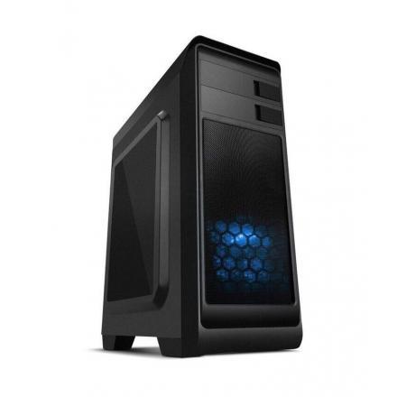 Nox Caja Pc Atx Modus Blue Edition Usb 3.0 - Imagen 1