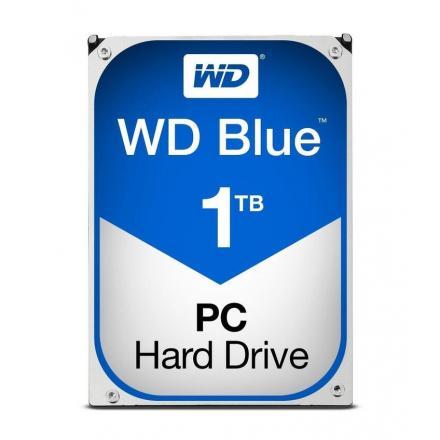 """Hd Western Digital 3.5"""" 1tb Blue Sata Iii 7200 64mb Wd10ezex (20) - Imagen 1"""