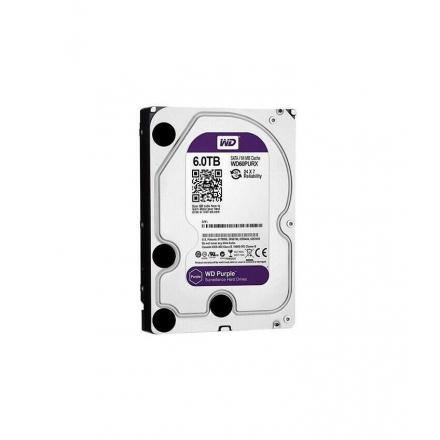 Hd Western Digital 3.5\1 1tb Purple Sata3/64mb/ Wd10purz - Imagen 1