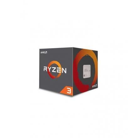 Cpu Amd Am4 Ryzen 3 1300x 4x3.5ghz/10mb Box (no Vga/no Vent) - Imagen 1