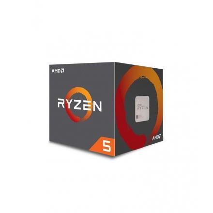 Cpu Amd Am4 Ryzen 5 1600 6x3.6ghz/16mb Box (no Vga) - Imagen 1