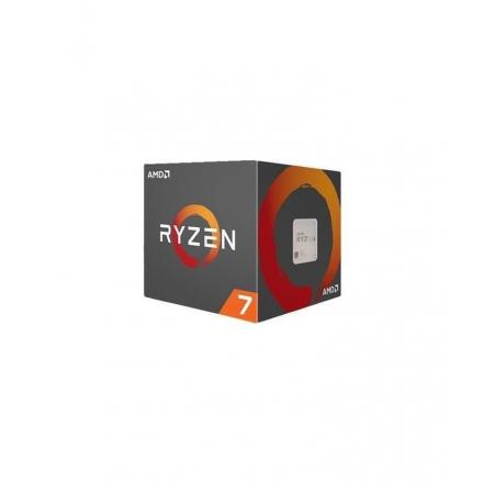 Cpu Amd Am4 Ryzen 7 1700 3.7ghz 20mb 65w Box  (no Vga) - Imagen 1