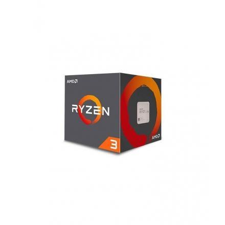 Cpu Amd Am4 Ryzen 3 2200g 4x3.7ghz/6mb Box (vga+vent) - Imagen 1