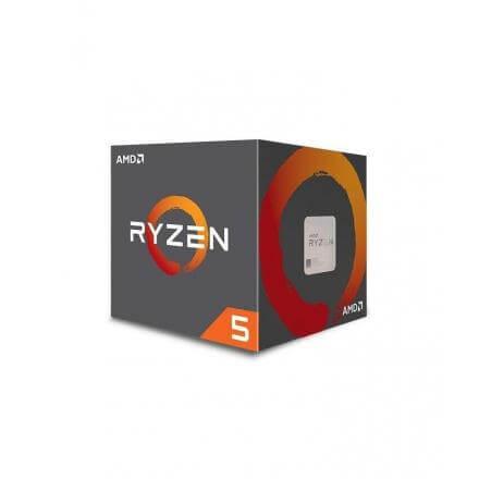 Cpu Amd Am4 Ryzen 5 2600 6x3.4ghz 19mb Box (no Vga) - Imagen 1