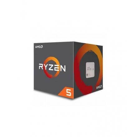 Cpu Amd Am4 Ryzen 5 2600x 6x3.25ghz/16mb (no Vga/no Vent) - Imagen 1