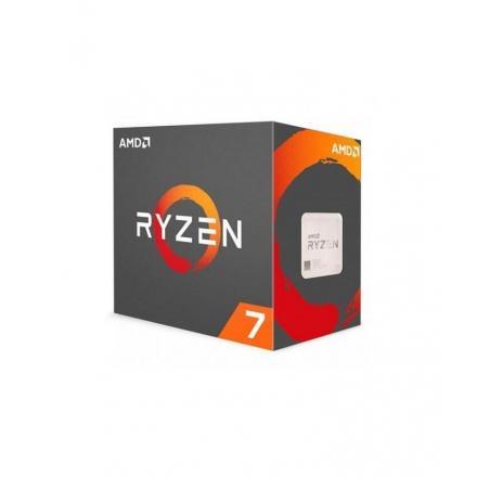 Cpuamd Am4 Ryzen 7 2700 8x4.10ghz/20mb Box (no Vga) - Imagen 1