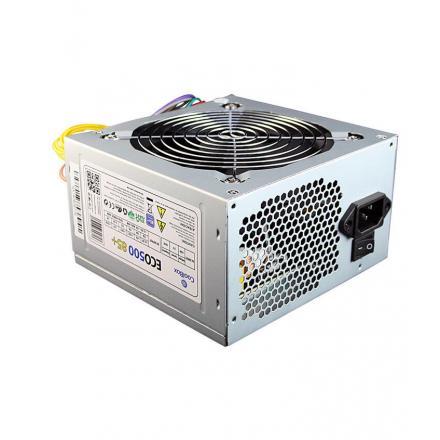 Coolbox Fuente Alimentacion Atx 500w Eco+ 85% Efi (10) - Imagen 1