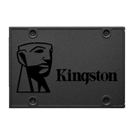 DISCO DURO 2.5  SSD 480GB SATA3 KINGSTON SSDNOW A400 - Imagen 1
