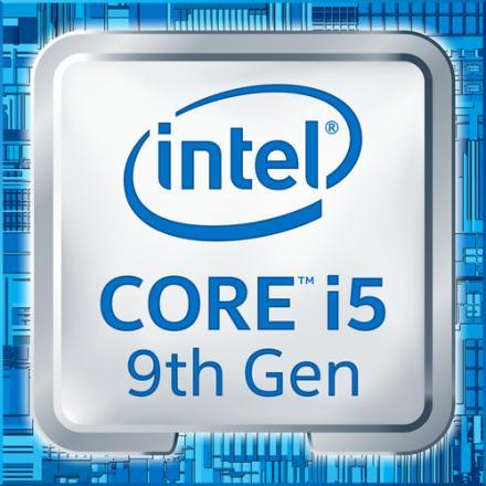 Cpu Intel Lga1151 I5 9600k 3.7ghz 9mb Sin Ventilador - Imagen 1