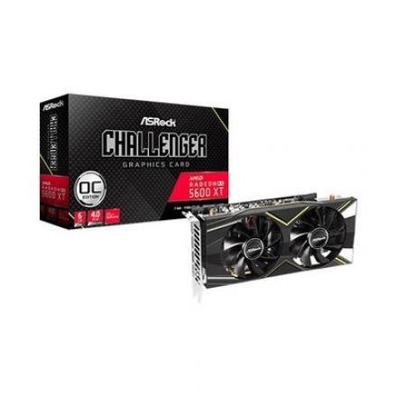 TARJETA GRÁFICA ASROCK RX5600 XT CHALLENGER D 6GB OC - Imagen 1