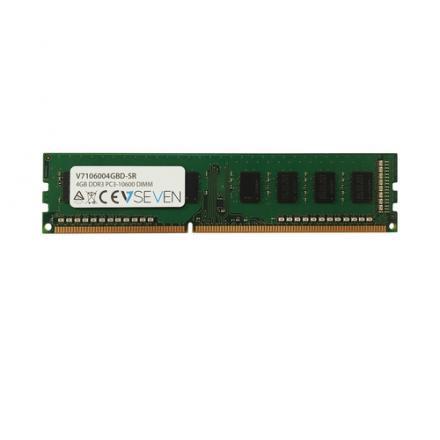 Memoria V7 Ddr3 4gb 1333mhz 1.5v Pc3-10600 Sr - Imagen 1