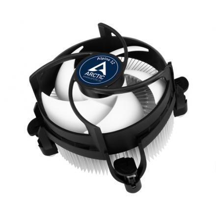 Arctic Refrigerador Cpu Alpine 12 1151/1150/1155/1156 Vent 92mm Blancoacalp00027a - Imagen 1