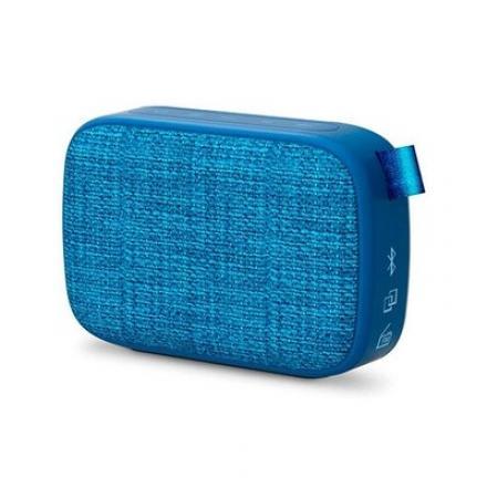 ALTAVOZ ENERGY SISTEM FABRIC BOX1+POCKET BLUEBERRY TWS/BLUE - Imagen 1