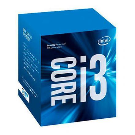 PROCESADOR INTEL 1151 I3-7100 2X3.9GHZ/3MB BOX - Imagen 1