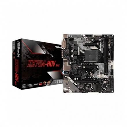 PLACA BASE ASROCK AM4 X370M-HDV R4.0