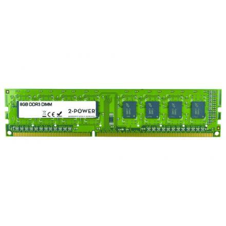Memoria 2-power Ddr3l 8gb 1066/1333/1600 Mhz Multispe - Imagen 1