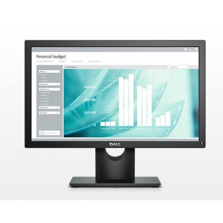 "Monitor Dell 18,5"" E1916h 16:9,vga,dp,1366x768 16:9,vga,dp,1366x768 - Imagen 1"