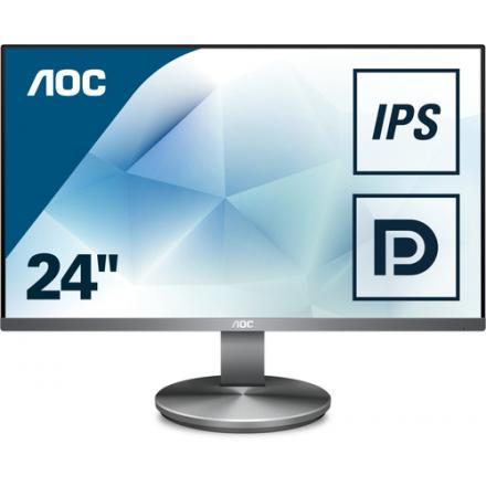 Monitor Aoc 23,8\1 I2490vxq/bt  Ips 16:9,vga, Hdmi,usb,dp - Imagen 1