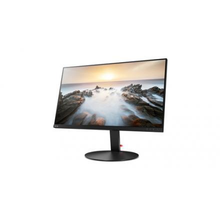 "Lenovo Monitor Thinkvision P32u ,32"",ips/wled,usb+dp+hdmi+thunberbolt , 3 AÑos,negro - Imagen 1"