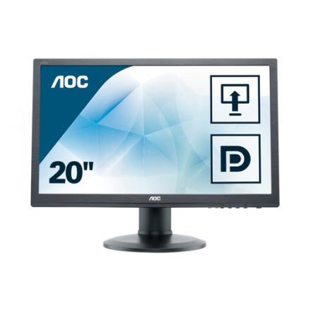 "Monitor Aoc 19.5"" Pro-line M2060pwq 1920 X 1080 Full Hd (1080p)mva250 Cd/m3000:15 Msvga, Displayportaltavocesnegro - Imagen 1"
