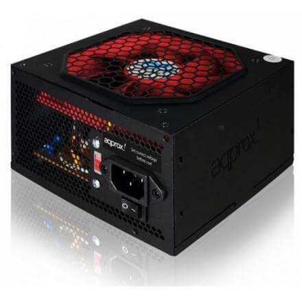 APPROX APP500PS 500W ATX NEGRO - Imagen 1
