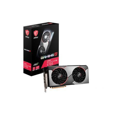 TARJETA GRÁFICA MSI RX 5700 GAMING X 8GB GDDR6 - Imagen 1