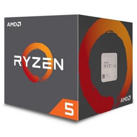 (Oferta) AMD Ryzen 5 2600 3.4Ghz 6 cores