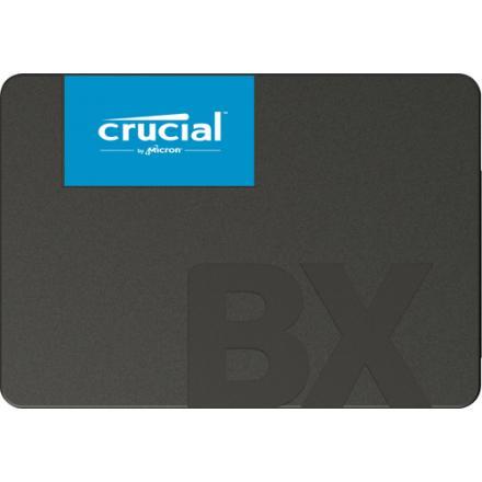 """Ssd Crucial 2,5"""" 1tb Bx500 Sataiii 3d 7mm  540 Mb/s, 6 Gbit/s - Imagen 1"""