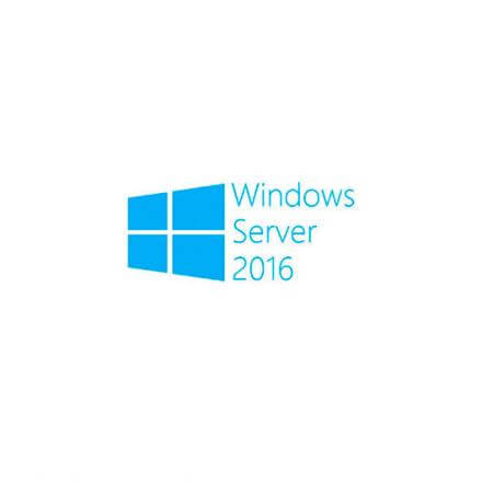MICROSOFT WINDOWS SERVER 2016 SPANISH 5 CAL OEM STANDART - Imagen 1