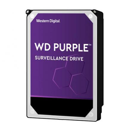 Hdwestern Digital8tbwd82purz  Purple 256mb Sata 6gb/s Intellipowerrpm - Imagen 1