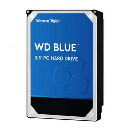 "Hd Western Digital 3.5"" 2tb Wd20ezaz Blue Sata3 7200 256mb Wd Blue - Imagen 1"