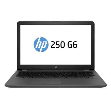 PORTÁTIL HP 250 G6 1WY09EA  INTEL N3060 1.6 4GB 500GB 15.6' DVD+-R/RW BT TEC NUMÉRICO  HDMI FREEDOS NEGRO - Imagen 1