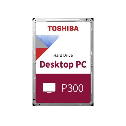 """Hdd Toshiba P300 4tb 3,5"""" Hdwd240uzsva Sata Bulk - Imagen 1"""