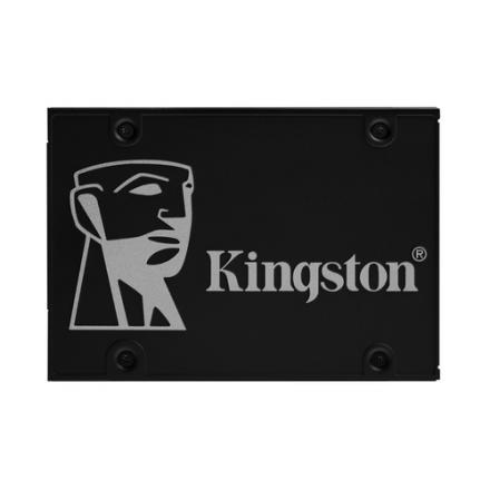 """Ssd Kingston 256gb 2.5"""" Skc600 Sata Iii Lectura 550mb/s Escritura 500mb/s Autocifrado Basado En Hardware - Imagen 1"""