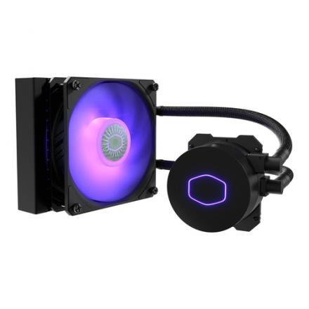 REFRIGERACION LIQUIDA COOLERMASTER ML120L V2 RGB - Imagen 1