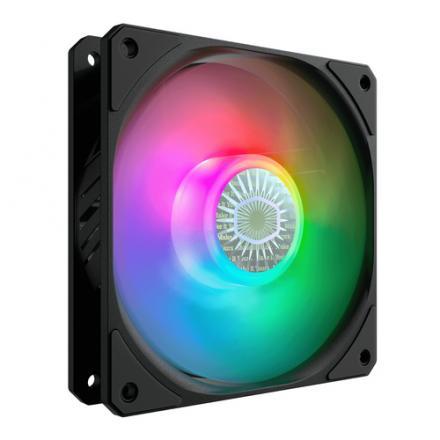 VENTILADOR 120X120 COOLERMASTER SICKLEFLOW 120 ARGB - Imagen 1