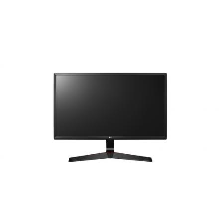 "Monitor Lg 23.8"" 24mp59g-p Ips/full Hd Ips 1920x1080 1ms Vga Hdmi Dp Gaming Negro - Imagen 1"