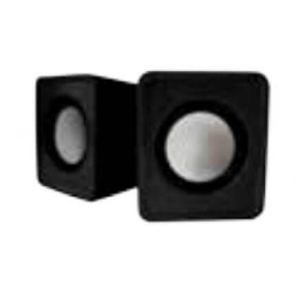 APPROX ALTAVOCES 2.0 MULTIMEDIA SPX1 5W COLOR NEGRO APPSPX1B - Imagen 1