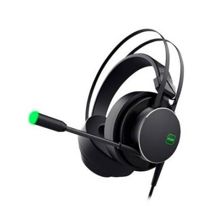 AURICULARES MICRO KEEP OUT GAMING HX801 7.1 NEGRO - Imagen 1