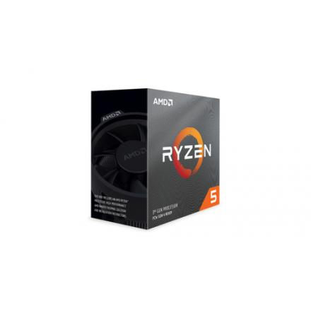 Cpu Amd Am4 Ryzen 5 6 Core Box 3500x 3,6 Ghz Max Boost 4,ghz 6xcore 32mb 65w With Wraith Stealth Cooler - Imagen 1